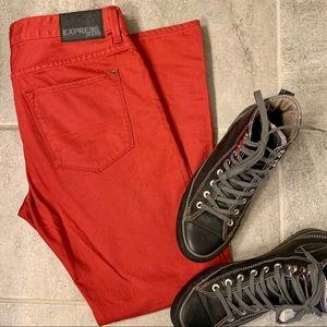 Express Men's Rocco Slim Fit Skinny Jeans